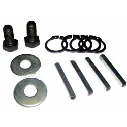 Rear Shaft Accessory Set Diam 20mm